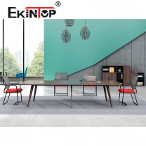 Long office desk manufacturers in office furniture from Ekintop