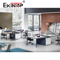 Double workstation desk manufacturers in office furniture from Ekintop