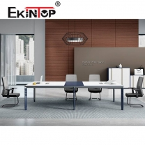 Melamine board meeting desk manufacturers in office furniture from Ekintop