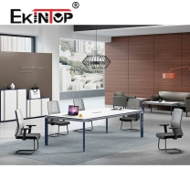 Melamine board conference table manufacturers in office furniture from Ekintop