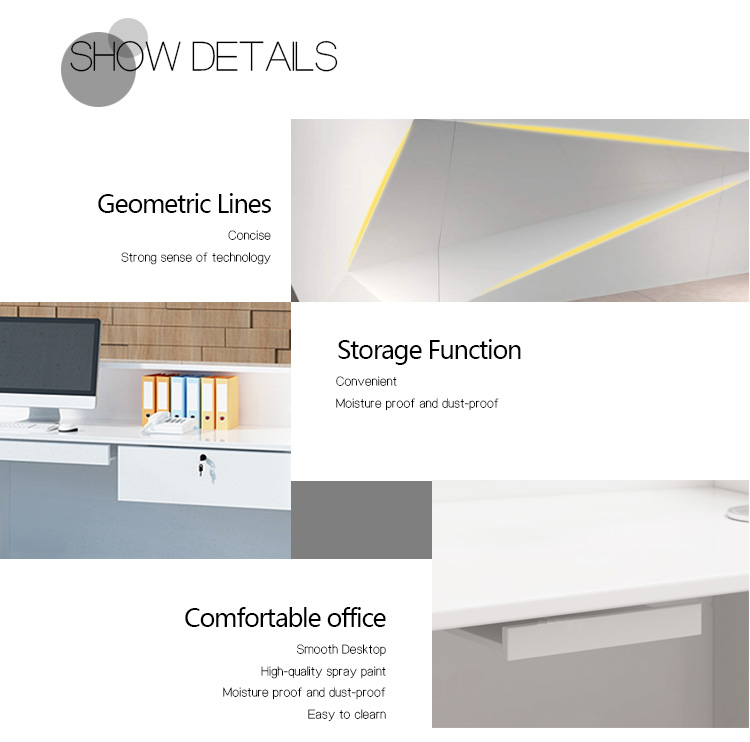 Front desk counter manufacturers