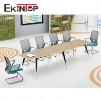 Ten person meeting room table manufacturers in office furniture from Ekintop