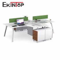 Office staff cubicle partitions manufacturers in office furniture from Ekintop