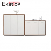 Walnut melamine office cabinets manufacturers in office furniture from Ekintop