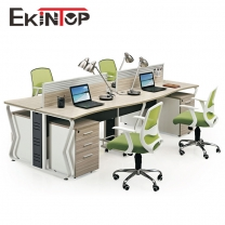 4 person workstation manufacturers in office furniture from Ekintop
