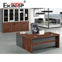 Office desk with drawers manufacturers in office furniture from Ekintop