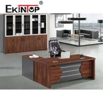 Office desk with storage manufacturers in office furniture from Ekintop