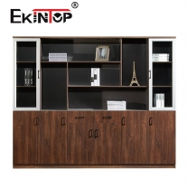 Wood cabinets office furniture manufacturers in office furniture from Ekintop