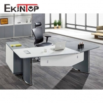 Desk modern office furniture manufacturers in office furniture from Ekintop