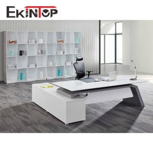 Where is the advantage of modern custom office desk?