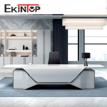 Office desk executive manufacturers in office furniture from Ekintop