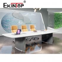 Modern negotiating desk manufacturers in office furniture from Ekintop