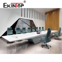 White meeting office table manufacturers in office furniture from Ekintop