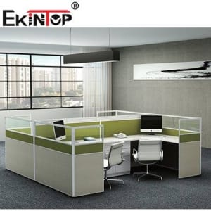A case of office furniture solution of a Biotechnology Co., Ltd. in Shanghai