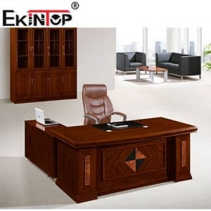 What is shopping guide that wood veneer office furniture manufacturers recommend?