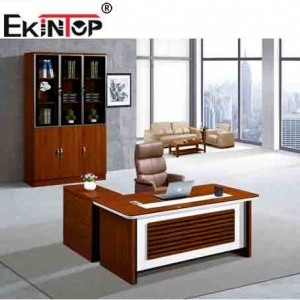 What style of office furniture is popular now?