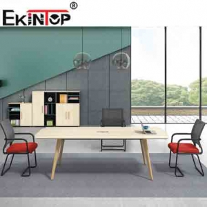 What are the factors that determine the development of office furniture manufacturers?