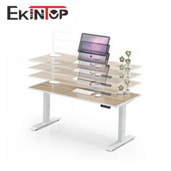 Height adjustable desk manufacturers in office furniture from Ekintop