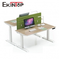 Height adjustable desk manufacturers in office furniture from Ekintop