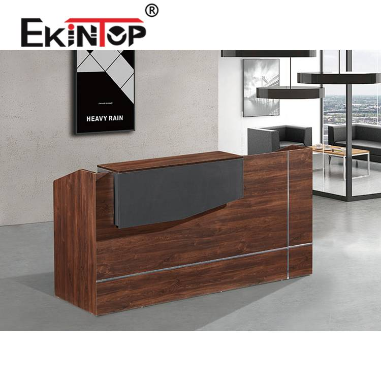 clinic reception desk manufacturers