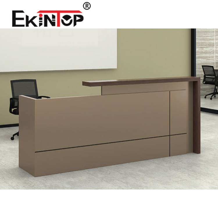 2 person reception desk manufacturers