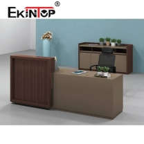 Front desk counter manufacturers in office furniture from Ekintop