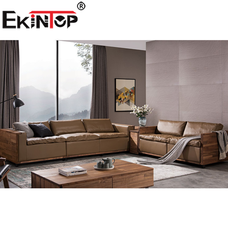 Modern sofa leather manufacturers