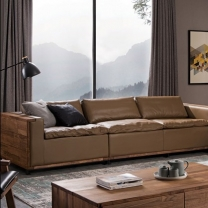 Modern sofa leather manufacturers in office furniture from Ekintop