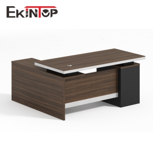 How to choose solid wood office sofa and file cabinet