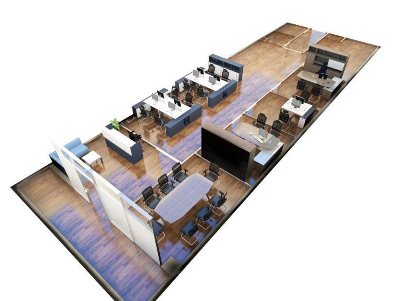Ekintop office furniture manufacturer