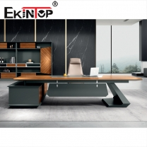 Wooden office table manufacturers in office furniture from Ekintop