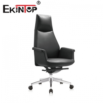 Buy leather office chairs manufacturers in office furniture from Ekintop