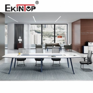What are the methods for custom office furniture
